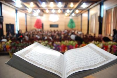 تاریخچه نگارش قرآن